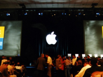 Picture of WWDC Keynote